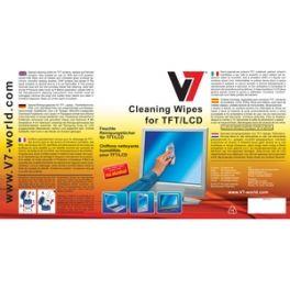 V7 - Bildschirmreinigungstücher