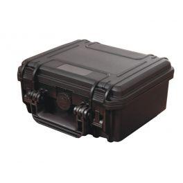 MAX235H105S Koffer inkl. Schaumstoffeinlage - schwarz