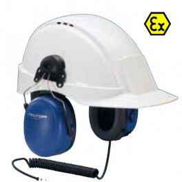 3M Peltor ATEX - Helmbefestigung