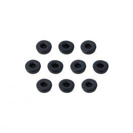 Jabra GN - Pack de 10 Coussinets simili-cuir pour Engage 50