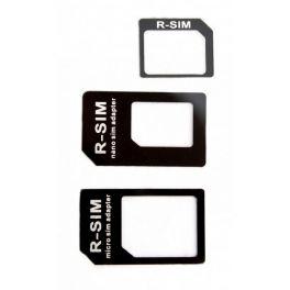 SIM-Karten Adapter  3 in 1