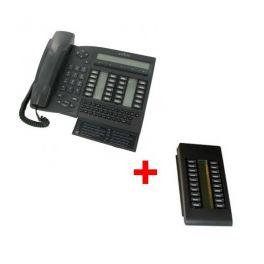 Alcatel 4035 + 20-Tasten-Erweiterungsmodul