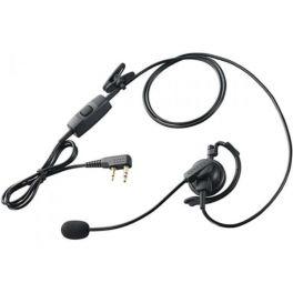 KHS-35F Mikro-Headset für Kenwood 2 Pins
