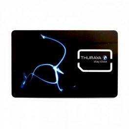 Thuraya Prepaid-SIM-Karte