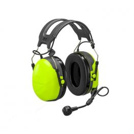 Peltor CH3 FLX2 Gehörschutz mit Mikrofon und PTT - mit Kopfbügel