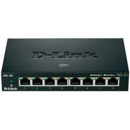 D-LINK DGS-108 - 8-Port-Schalter