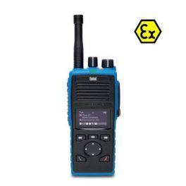 Entel DT925 VHF ATEX mit Bildschirm