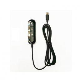 FreeMate DSU-25C 3,5-mm Klinke auf USB-C Adapterkabel l