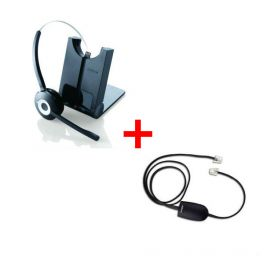 Pack für Cisco: Jabra PRO 920 + EHS-Kabel
