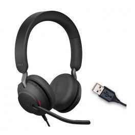 Jabra Evolve2 40 USB-A UC Duo