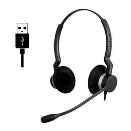 Jabra BIZ 2300 Duo + USB-Kabel