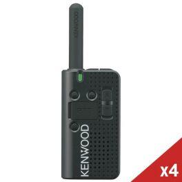 4er Set Kenwood PKT-23E