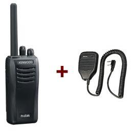 Kenwood Protalk TK-3501E + Kenwood Lautsprecher-Mikrofon