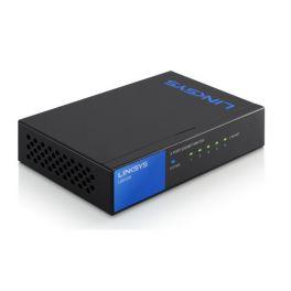 Linksys LGS105 5-Port Desktop Gigabit-Switch