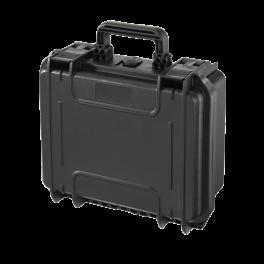 MAX300S inkl. Schaumstoffeinlagen - schwarz