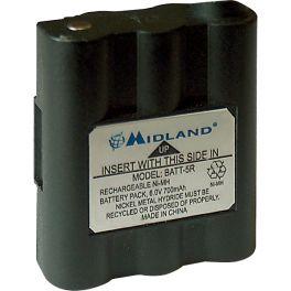 800mAh Ersatz-Akku für Midland G6 & G8
