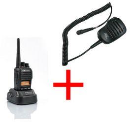 Midland G18 + Lautsprechermikrofon