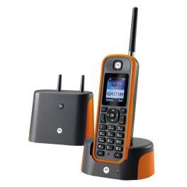 Motorola O201 - orange