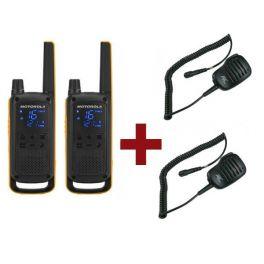MOT82 Extrem + Lautsprecher
