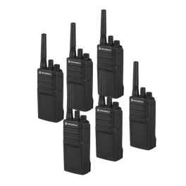 6er Set Motorola XT420