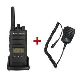 2er Set Motorola XT460 + 2 Lautsprecher-Mikrofon