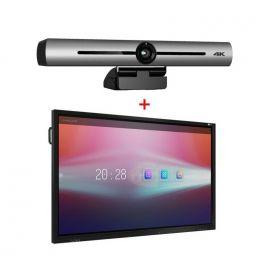 Pack: Multi-Class 65'' 4K 20 Touch + Cleyver 4K Ultra-HD