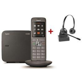 Gigaset CL660 (EU-Version) + kabelloses Duo-Headset