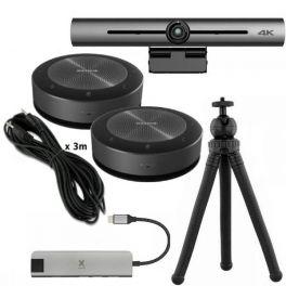 Vorteilspack: MAXHUB-Videokonferenzpaket mit 4K-Bar