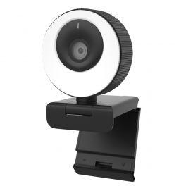 Cleyver Webcam HD mit Beleuchtungsring