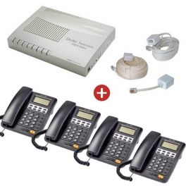 Orchid Telecom PABX 308 + Starter Pack