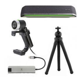 Videokonferenz-Paket Plantronics Sync 60 + Eagle