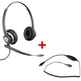 Plantronics Encore Pro HW720 + Cleyver USB70-Kabel