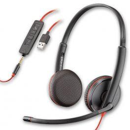 Plantronics Blackwire 3225 USB y Jack