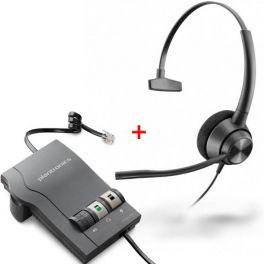 Plantronics EncorePro 310 con Amplificador Vista M22