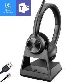 Plantronics Savi 7320 Office Stereo MS