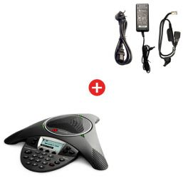 Pack: Polycom SoundStation IP 6000 + Netzteil