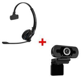 Sennheiser MB Pro 1 +  Webcam USB HD Desktop