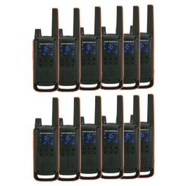 12er Set Motorola TALKABOUT T82