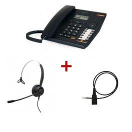 Alcatel Temporis 580 + Alcatel TH120 + QD Anschlusskabel