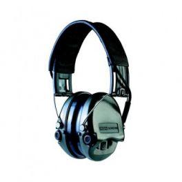 MSA Supreme Pro mit Stirnband - Schwarz