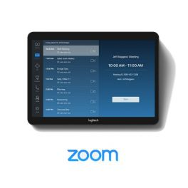 Logitech TAP for Zoom Rooms