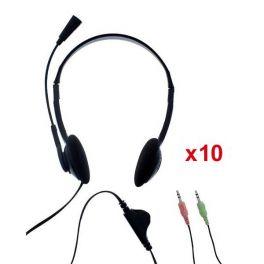 10er Pack: T'nB First Headset