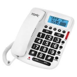 Telefon Topic 2013 Weiß