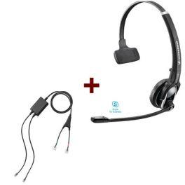 Pack für Cisco: Sennheiser DW Pro 1 ML + EHS-Kabel