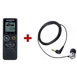 Olympus VN-541PC + TP-8 Aufnahmemikrofon