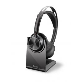 Poly Voyager Focus 2 USB-A Teams + Socle de chargement