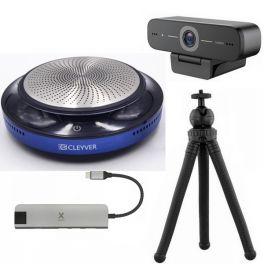 Vorteilspack: Cleyver CC90-Videokonferenz-Paket