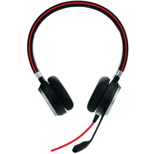 Jabra Evolve 40 MS Stereo (USB + 3,5mm Klinke)