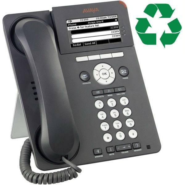 Avaya 9620L IP Deskphone (EU Version) - generalüberholt