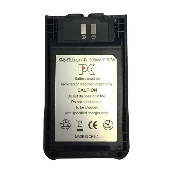 Batterie Kenwood Protalk TK-3501